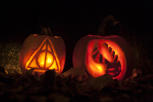 Lord of the Rings pumpkins (and two Harry Potter) | LotrProject Blog