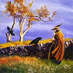 The Mage of Rhosgobel by Jef Murray