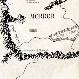 Interactive map of middle earth lotrproject gumiabroncs Gallery